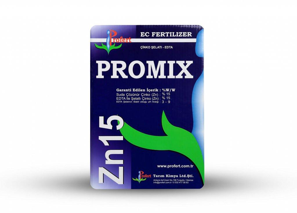 Promix Zn 15 (روی ۱۵)